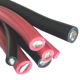 Marine Grade Tinned Battery Cable