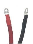 2 Gauge AWG Battery Cables with Ends