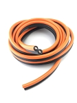 6 Gauge Copper Battery Jumper Cable Twin Lead Booster Cable - By the foot